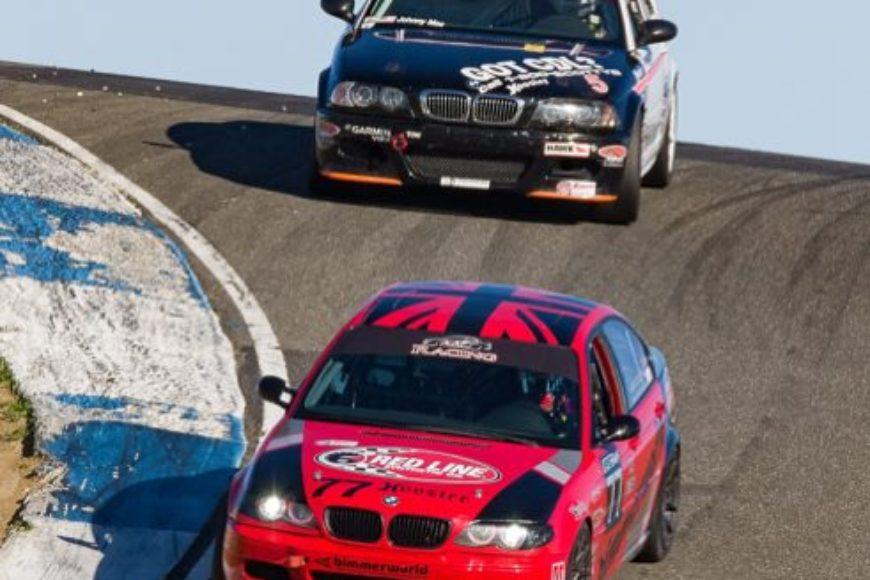 Thunderhill Raceway with SCCA was great!