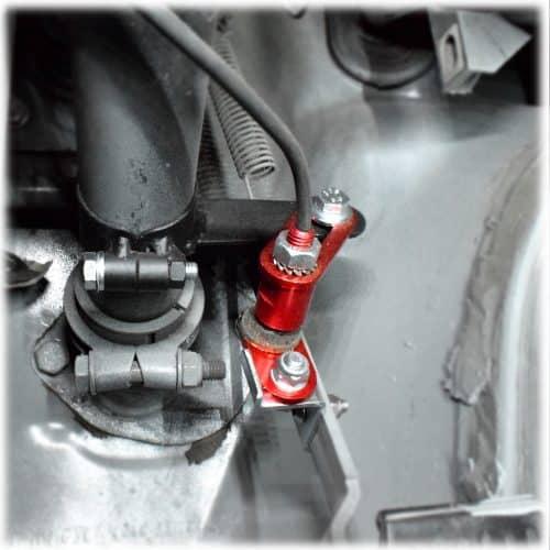 AIM Non Contact Throttle / Brake Pedal Position Sensor